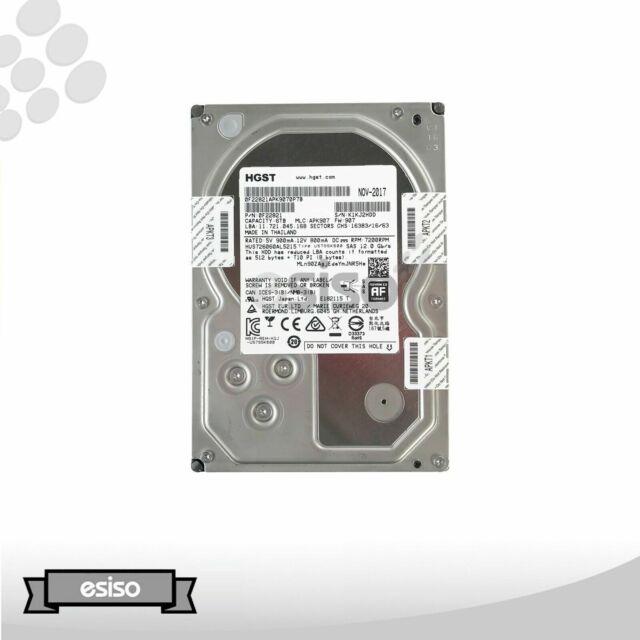 HGST 0F22791 HUS726060AL5210 6000GB 7200RPM SAS 512E ULTRA ISE
