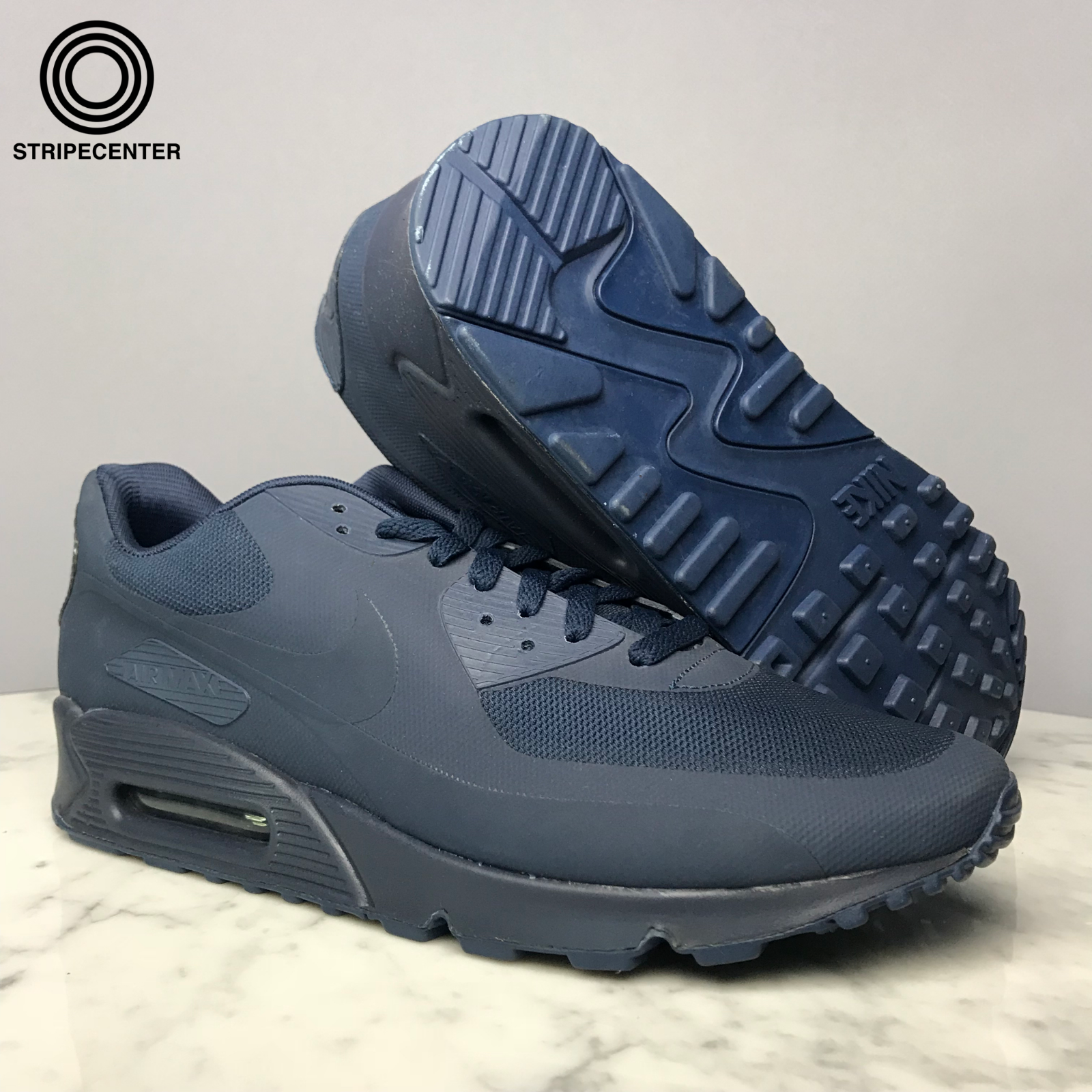 big sale 5843f 126d8 NIKE AIR MAX 90 HYPERFUSE  INDEPENDENCE DAY blueE  blueE  blueE  - MIDNIGHT  ...