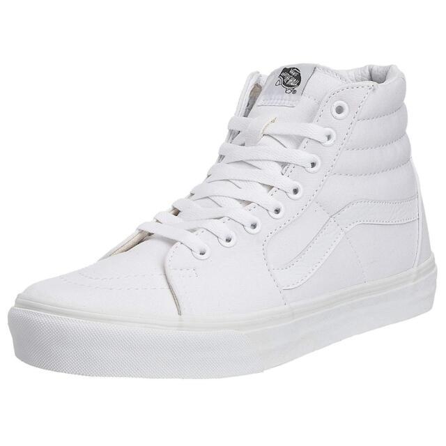 47e9b8f5d691c7 VANS Vd5iw00 Unisex Sk8-hi MTE Skate Shoes True White 9 for sale ...