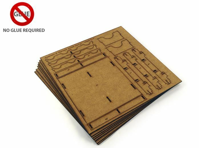 E-raptor ERA190771 - Insert for Mansion of Madness 2nd Ed Board Game