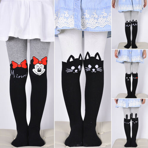 Kinder Mädchen Baby Leggings Legins Strümpfe Hosen Strumpfhose Leggins Socken