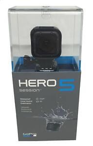 Camara-De-Accion-GoPro-Hero-5-Edicion-de-sesion-Ultra-HD-4K-Wi-Fi-Sumergible-Negro