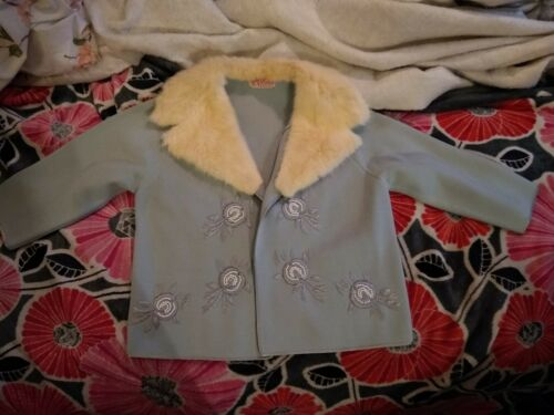 Coltalia Imports Made In Italy Vintage wool and f… - image 1