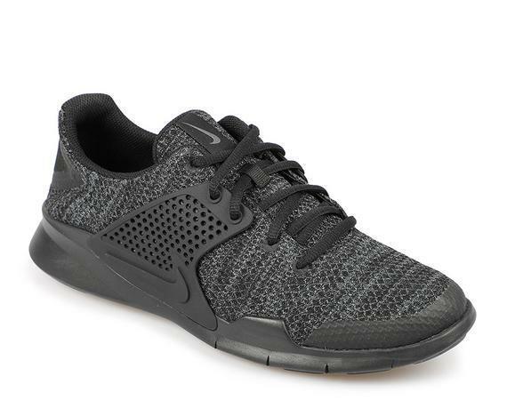Chaussures Nike Arrowz Si Homme 916772 005 Noir Black Neuf Original Basket Toile