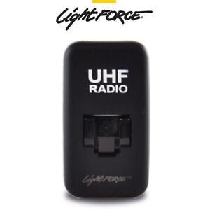 LIGHTFORCE-RJ45-WHITE-LED-UHF-RADIO-PASSTHROUGH-TOYOTA-HILUX-LANDCRUISER79-PRADO