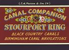 Pearson's Canal Companion, Stourport Ring: Black Country Canals & Birmingham Canal Navigations by Michael Pearson (Paperback, 2011)
