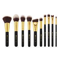 Newbh Cosmetics Sculpt And Blend 10 Piece Brush Set 2