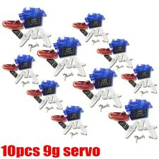 10pcs RC  9g Servo micro for Align Trex RC Helicopter Airplane Foamy Plane Car I