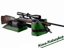Gewehrauflage, 2-teilig, Einschießhilfe, Jagd, Schießsport