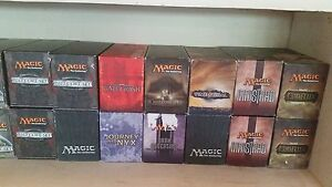 1-Empty-Fat-Pack-Box-CONFLUX-PLAYED-Magic-the-Gathering-MTG-FTG