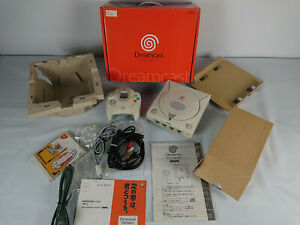 Console-Dreamcast-Partners-Model-limited-edition-rare-version-import-JAPAN