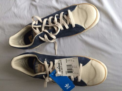 Extremely Rare Adidas Stan Smith Safety Classic Tennis Shoes UK 12.5 US 13