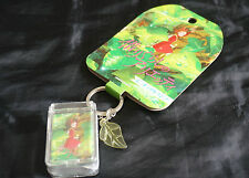 Sale - The Borrower Arrietty- Mini playing cards Keyring-  Studio Ghibli /Totoro