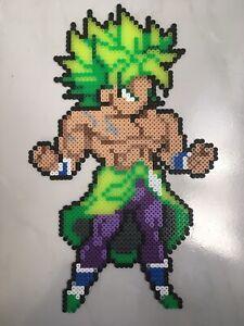 Détails Sur Pixel Art Perles A Repasser Dragon Ball Super Broly