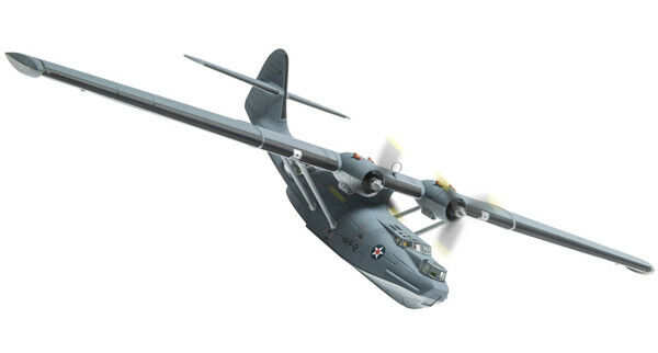 CORGI Consolidated PBY-5 Catalina Bu.No.2418, 14-P-2, Pearl Harbour WW2 AA36110