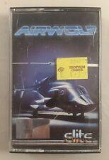 commodore c16 game airwolf cassette game - c16 airwolf cassette game