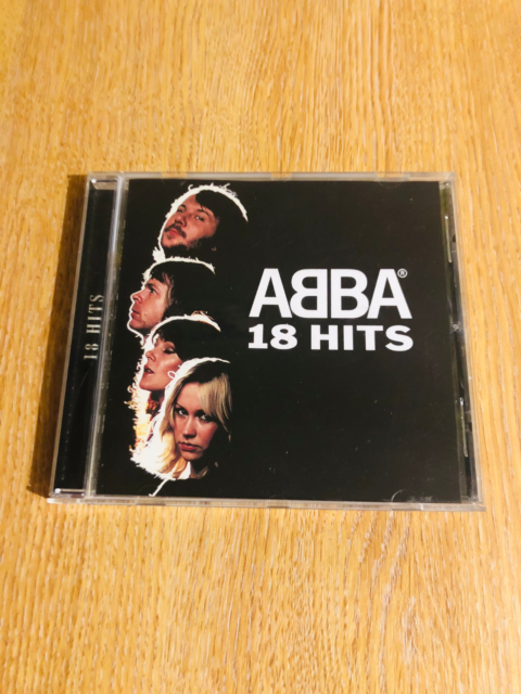 ABBA - 18 HITS - Greatest Hits CD Album (2005) - FAST Dispatch