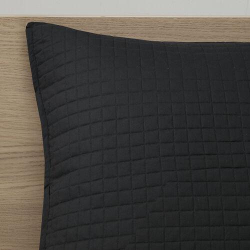 BEAUTIFUL MODERN CHIC BLACK GREY WHITE GEOMETRIC SOUTHWEST SOFT COMFORTER SET