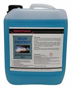 Prodotto per la separazione di saldatura-Blue Protect 5 LITRI