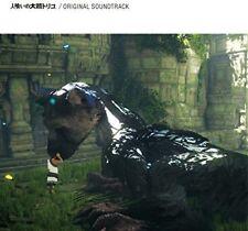 The Last Guardian Original Sound Track Cd Form Japan