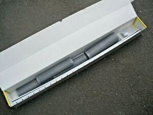 Moskito-Tuervorhang-100-x-200-cm-GRAU-B-Ware