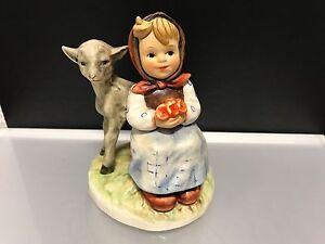 Hummel-Figurine-182-Friends-4-5-16in-1-Choice-Pot-Condition