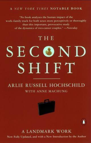 arlie hochschild second shift