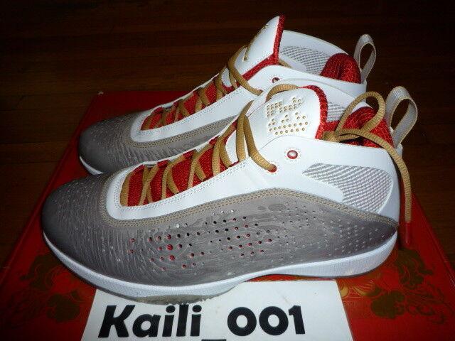 Nike Air Jordan 2011 YR Size 11 YEAR OF THE RABBIT YOTR 444904-101 B
