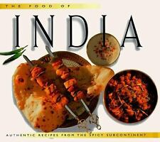 Food of the World Cookbooks: The Food of India : Authentic Recipes from the...