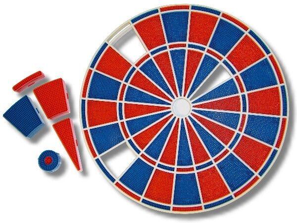 Roleo Ersatzsegmente kpl.Set ED-03 inkl Spider Dartsport Dartscheibe