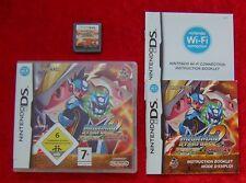Megaman StarForce 2 Zerker X Saurian, Nintendo DS Spiel, deutsche Version
