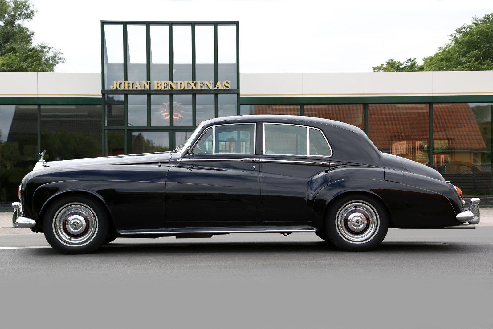 Rolls Royce Silver Cloud III 6,3 V8 4d