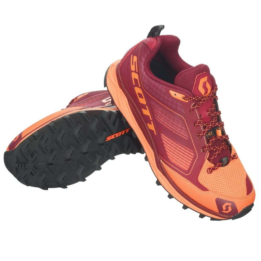 Scott Kinabalu Supertrac orange Womens
