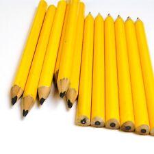 12x Triangular HB pencils 17.5cm x 1cm. Children's. Easy to hold. Jumbo. Learner