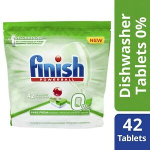 Finish Dishwasher Tablets 42 pack