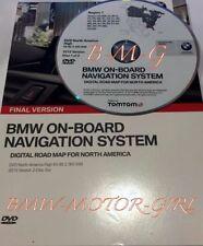 2007 2008 2009 BMW X5 X6 M5 M6 5Series Navigation DVD EAST Coast Map 2015 Update