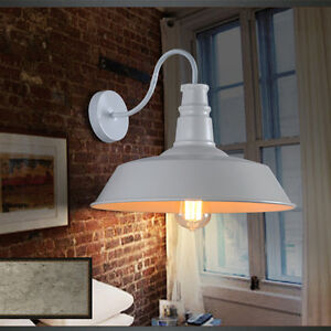Image Is Loading Kitchen Wall Lamp Bar Vintage Led Lighting Bedroom