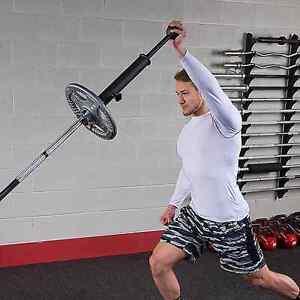Club-Grip-Landmine-Attachment-Body-Solid-LMCG-Barbell-Strength-Equipment