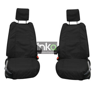 Range-Rover-L322-Vogue-Front-Inka-Tailored-Waterproof-Seat-Cover-Black-MY07-12