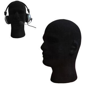 1pc-Male-Styrofoam-Foam-Mannequin-Manikin-Head-Model-Wig-Glass-Hat-Display-Stand