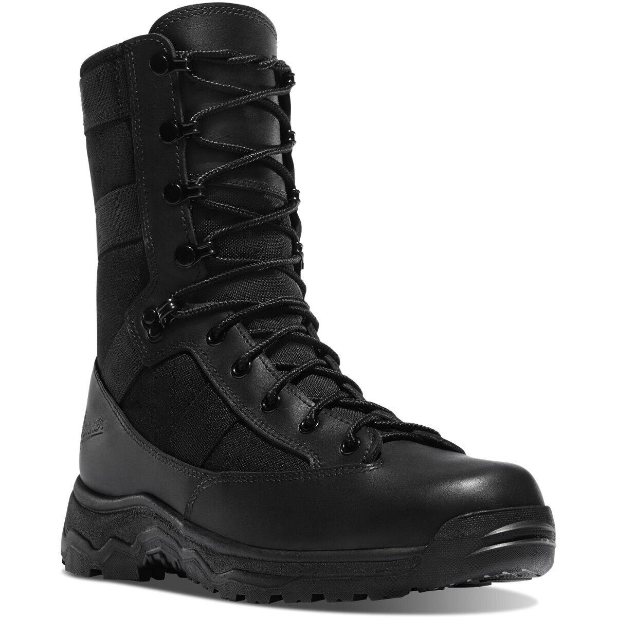 Nuevo En Caja Danner para hombre Reckoning 8  bota De Combate Negro Talla 16 D precio minorista sugerido por el fabricante  279.95