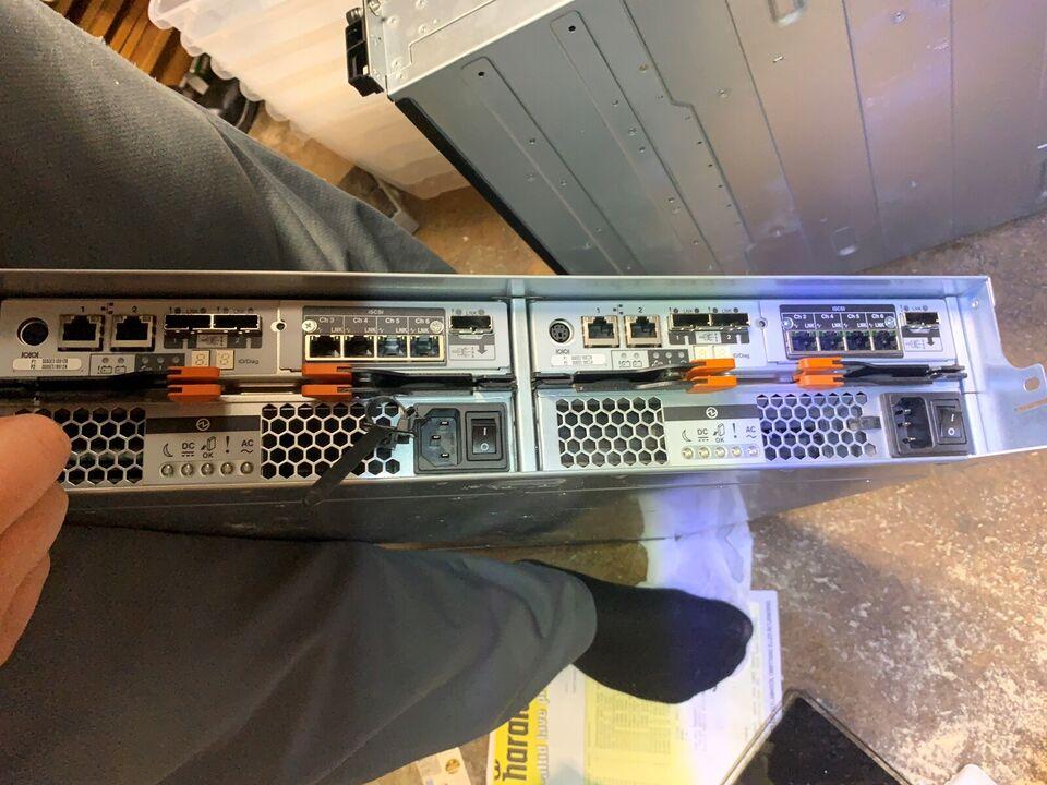 IBM STORAGE 1746-C4A - DS3524 controller, 0 GB, Rimelig