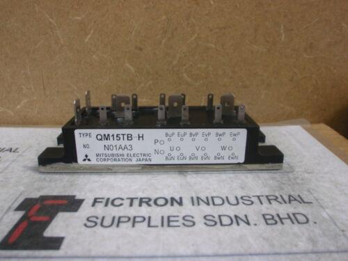 NEW 1PCS QM15TB-H QM15TBH MITSUBISHI IGBT MODULE