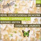 Mahler: Symphony No. 4 Super Audio Hybrid CD (CD, Aug-2007, RCO)