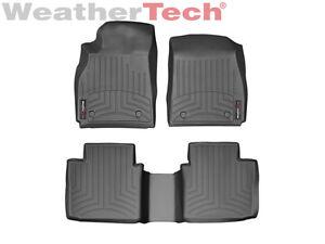 Weathertech 174 Floorliner Floor Mats For Cadillac Xts 2013