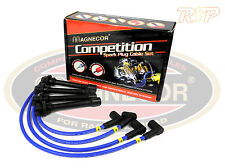 Magnecor 8mm Ignition HT Leads/wire/cable Aprilia ETV 1000 CapoNord V-Twin 01-04