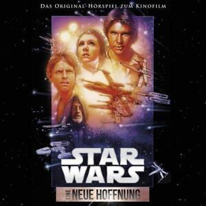 STAR-WARS-STAR-WARS-EINE-NEWE-HOFFNUNG-FILMHORSPIEL-CD-NEW