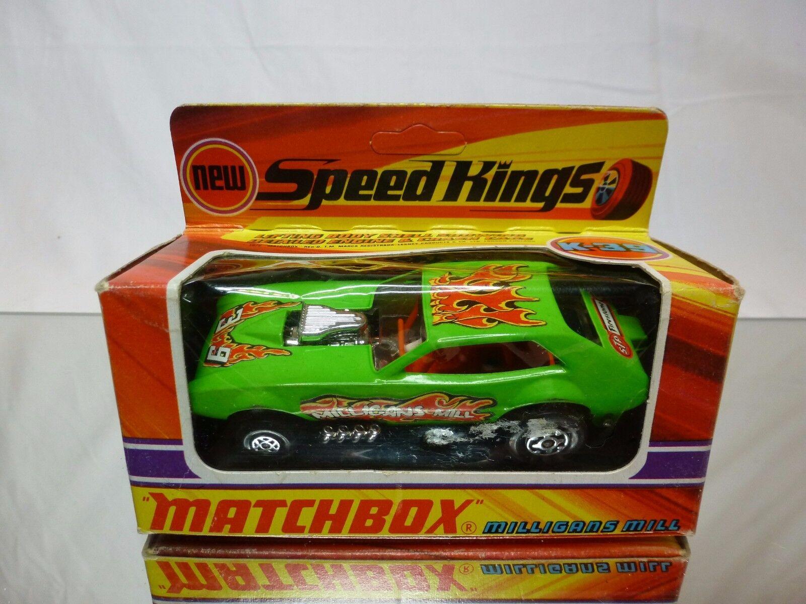 tienda MATCHBOX K-39 K39 MILLIGANS MILL - verde 1 1 1 43 - GOOD CONDITION IN BOX  Felices compras