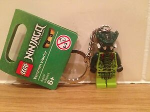 LEGO PART 98138pb001 NINJAGO VENOMARI WEAPON FANG BLADE TRANS GREEN