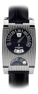 GRISOGONO-FG-One-Jump-Hour-GMT-Retrograde-Steel-Alligator-Watch-and-Pen
